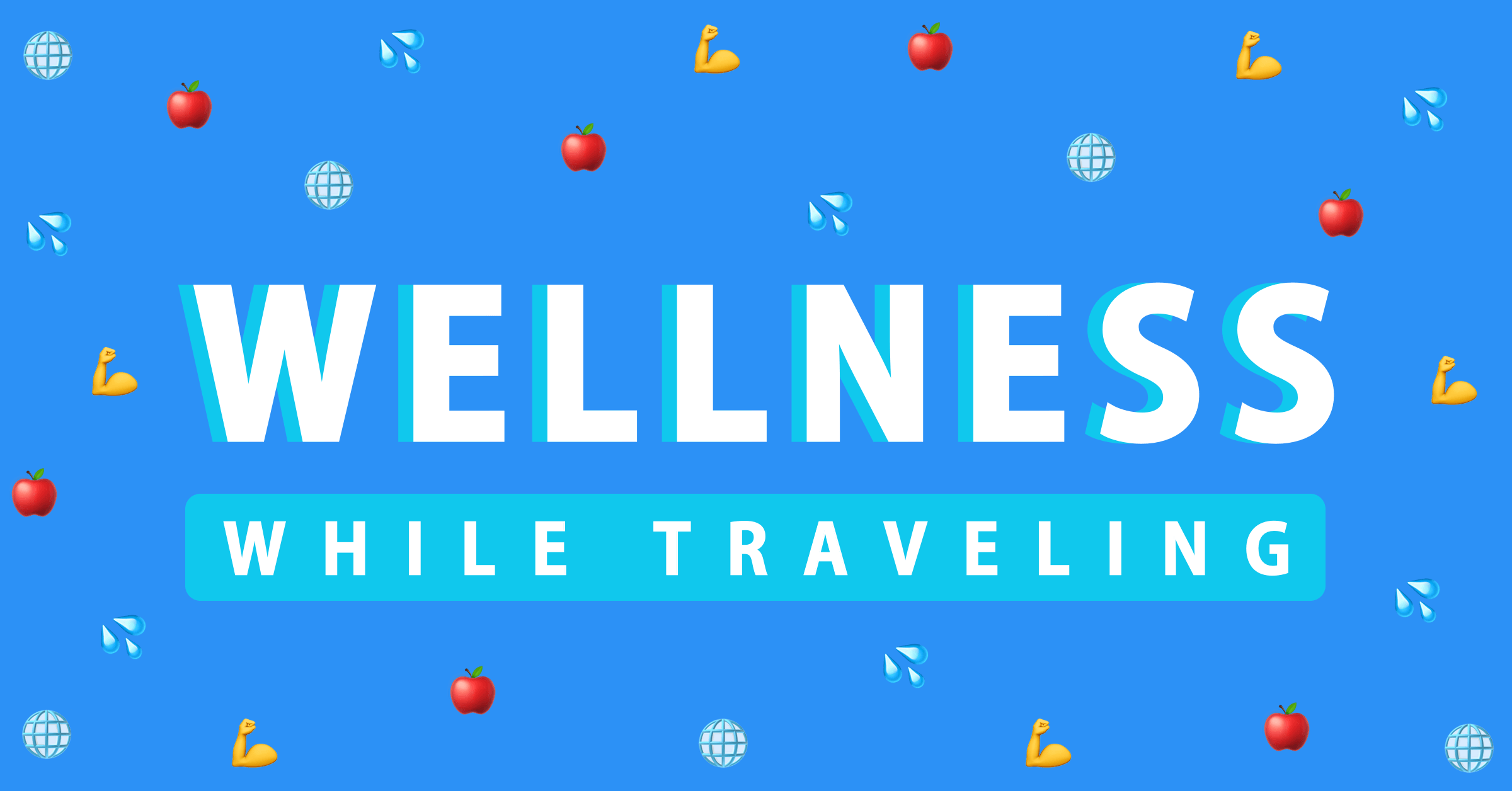 How to prioritise your health while travelling for business