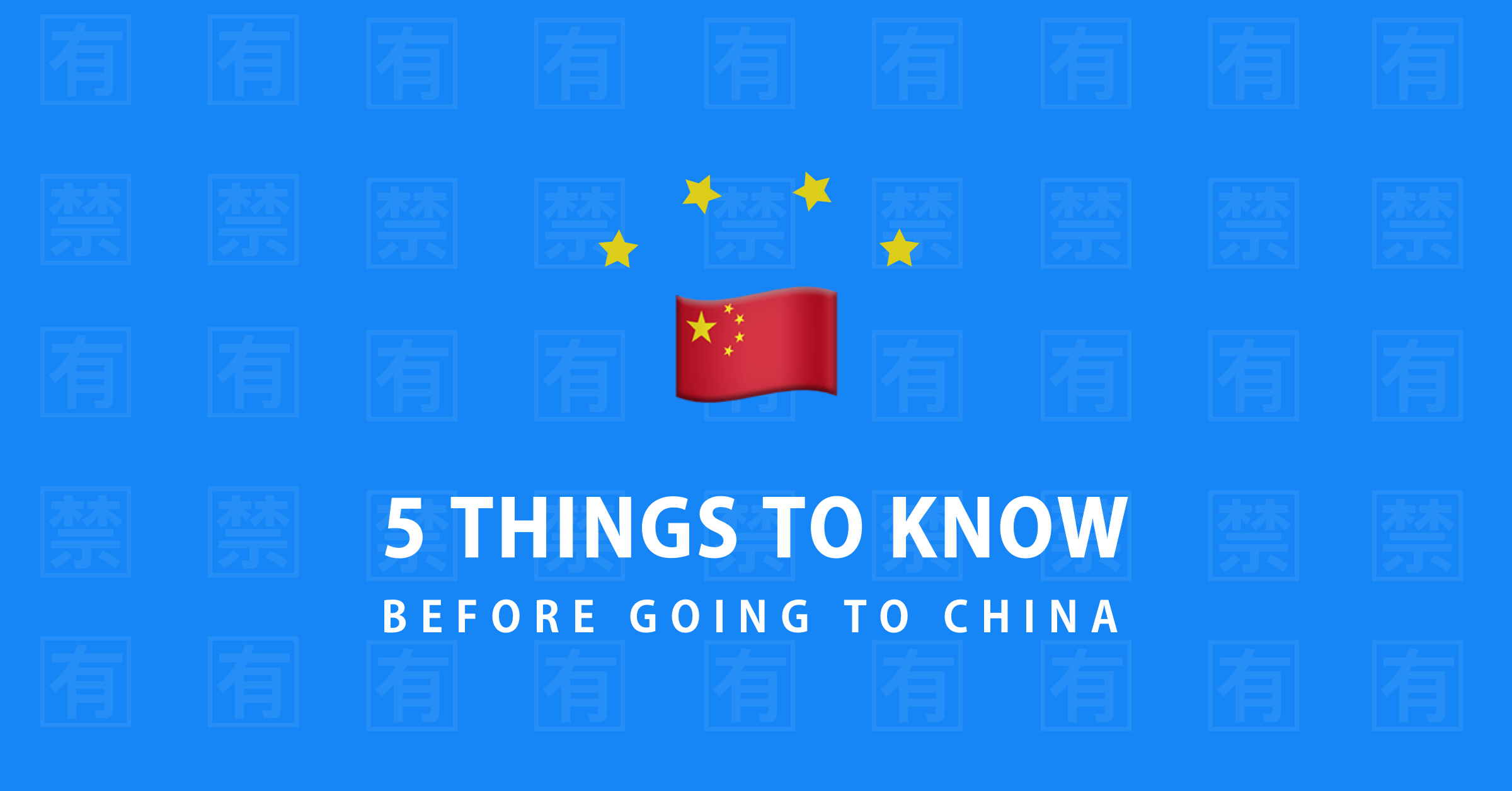 5 etiquette tips for business travellers heading to China