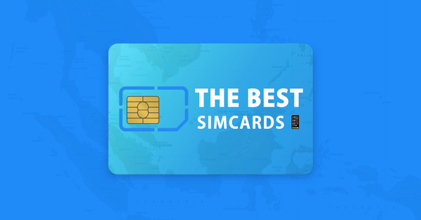 Best SIM cards to use in every Southeast Asian country